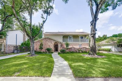 Houston Single Family Home For Sale: 10618 Inwood Drive