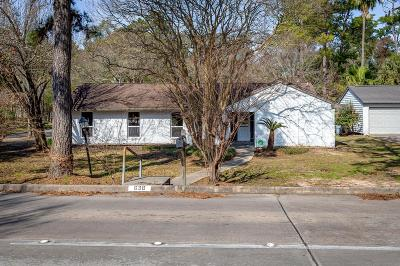 Spring Single Family Home For Sale: 638 Cypresswood