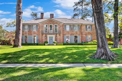 Houston Single Family Home For Sale: 3601 Inverness Drive