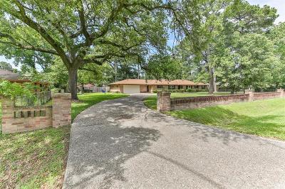 Single Family Home For Sale: 2710 Druid Street