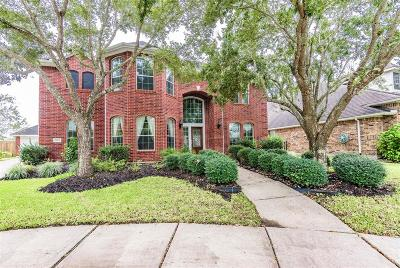 League City Single Family Home For Sale: 1403 Caine Hill Court