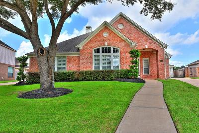 Katy Single Family Home For Sale: 3126 Pennywell Lane