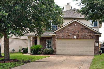 Tomball Single Family Home For Sale: 20311 Evening Primrose Lane