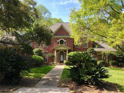 Houston Single Family Home For Sale: 5527 Beaver Lodge Drive