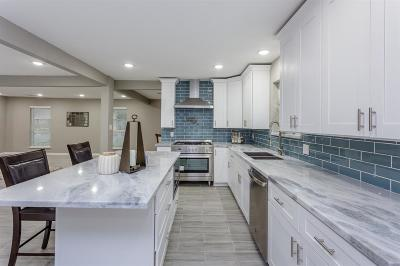 Houston Single Family Home For Sale: 11107 Cedarhurst Drive