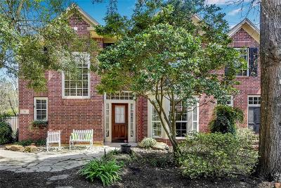 The Woodlands TX Single Family Home For Sale: $379,900