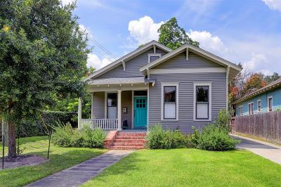 Houston Single Family Home For Sale: 113 E 4th Street