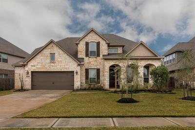 Friendswood Single Family Home For Sale: 2512 Davis Prairie Lane
