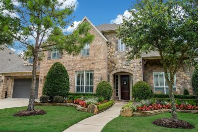 Katy Single Family Home For Sale: 25410 Oakton Springs Drive