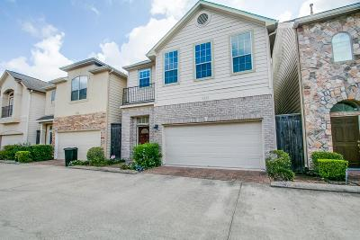 Houston Single Family Home For Sale: 9141 Lago Crest Drive