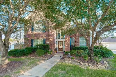 Katy Single Family Home For Sale: 21907 Grand Creek Court