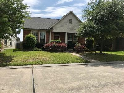 Humble Single Family Home For Sale: 17222 Lafayette Hollow Lane