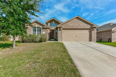 Conroe Single Family Home For Sale: 10225 Stone Gate Drive