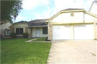 Humble Single Family Home For Sale: 7307 Logging Trail Drive