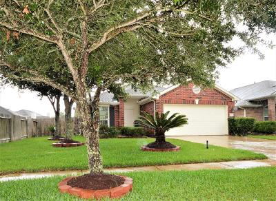 League City Single Family Home For Sale: 903 Schooner Cove Lane