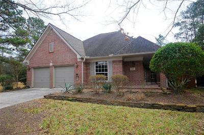 Kingwood Single Family Home For Sale: 2503 S Strathford Lane