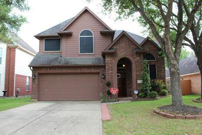 Pasadena Single Family Home For Sale: 6018 Spanish Oak Drive