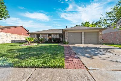 Houston Single Family Home For Sale: 16727 Summer Dawn Ln Lane