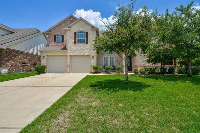 Katy Single Family Home For Sale: 24906 Florina Ranch Drive