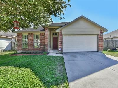 Hockley Single Family Home Option Pending: 24207 Wild Horse Lane