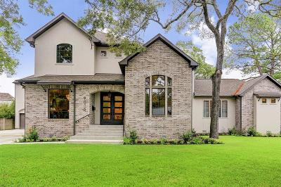 Houston Single Family Home For Sale: 9015 Manhattan Drive