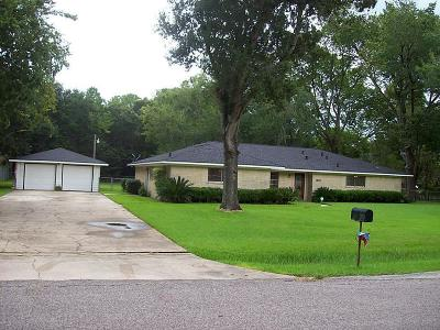 Pearland Single Family Home For Sale: 12423 Oakline Drive