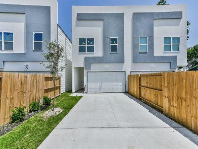 Houston Single Family Home For Sale: 205 E 43rd Street