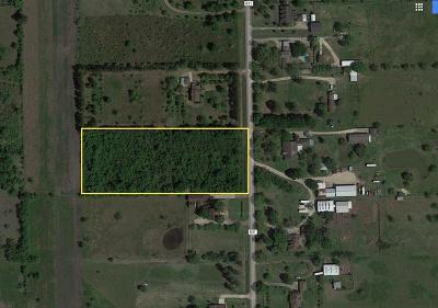 Pearland Residential Lots & Land Pending: County Road 831 Holland Road