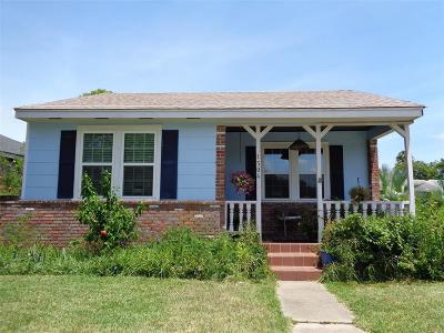 Single Family Home For Sale: 1504 Bowie Drive