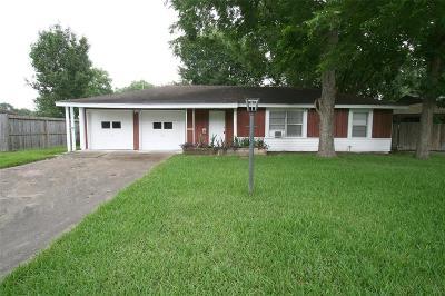 Pasadena Single Family Home For Sale: 3817 W Sherbrooke Road W