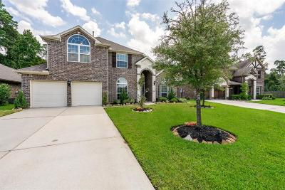 Spring Single Family Home For Sale: 25206 Evergreen Bend Drive