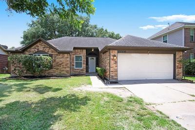 Friendswood Single Family Home For Sale: 15706 Heritage Falls Drive