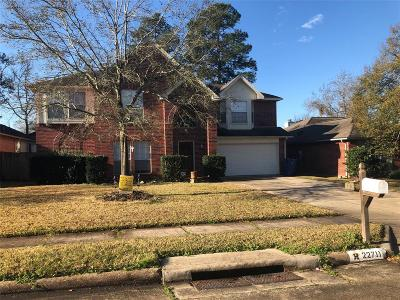 Tomball Single Family Home For Sale: 22711 August Leaf Drive