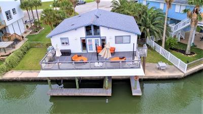Tiki Island Single Family Home For Sale: 1759 Diamond Head Drive