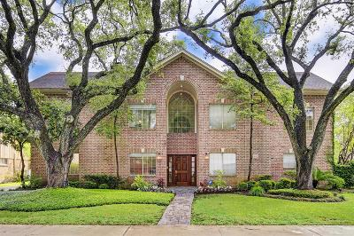 Houston Single Family Home For Sale: 8907 Manhattan Drive