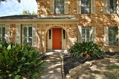 Houston Single Family Home For Sale: 15722 Maple Manor Drive