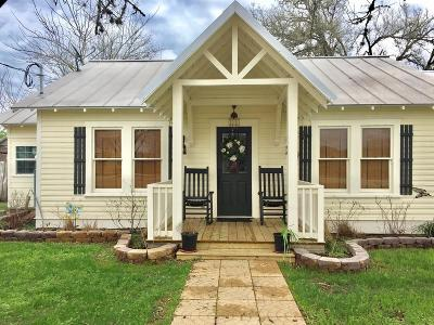 La Grange Single Family Home For Sale: 6020 State Highway 159