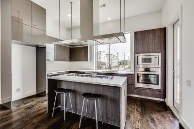 Houston Condo/Townhouse For Sale: 604 Middle Street #E