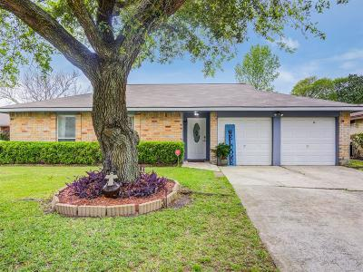 Webster Single Family Home For Sale: 2522 Heritage Colony Drive