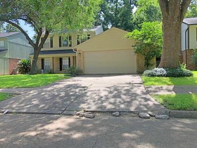 Richmond Single Family Home For Sale: 1214 Sand Stone Drive