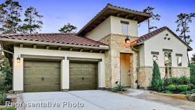 Conroe Single Family Home For Sale: 128 Dawning Rays