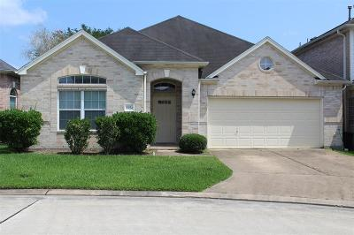 Tomball Rental For Rent: 15954 Pleasant Green Circle