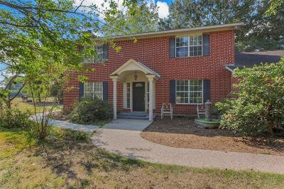 Tomball Single Family Home For Sale: 26215 La Fouche Drive