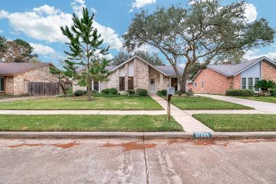 Katy Single Family Home For Sale: 21226 Park Bend Drive