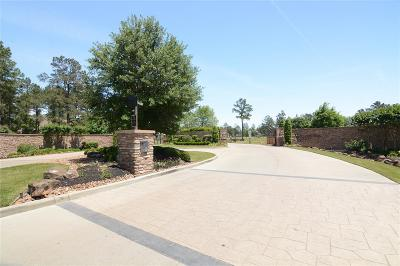 Tomball Residential Lots & Land For Sale: 19 Moon Deck Circle