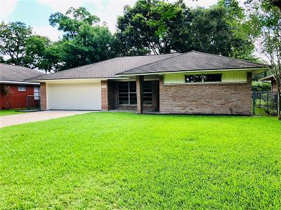 Houston Single Family Home For Sale: 10121 Oboe Drive