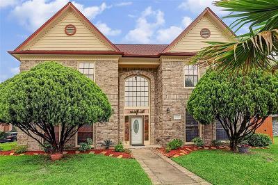 Pasadena Single Family Home For Sale: 3734 Pine Cone Trail