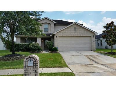 Friendswood Rental For Rent: 4619 Lunsford Hollow Lane