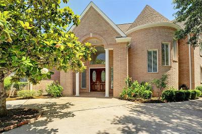 Bellaire Single Family Home For Sale: 531 Wisteria Street