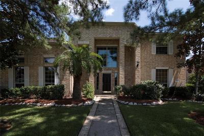 Katy Single Family Home For Sale: 1911 Sparrows Ridge